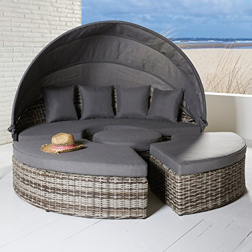 rattan sonneninsel die kuschelmuschel. Black Bedroom Furniture Sets. Home Design Ideas