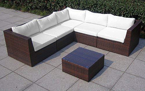 Rattan Lounge Möbel Mit Stauraum