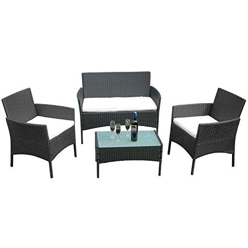 Rattan Lounge Set Günstig Kaufen