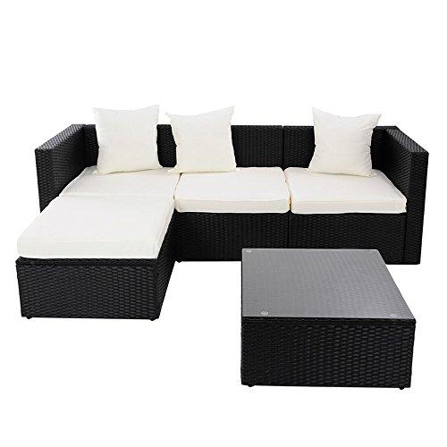 gartensofa polyrattan fabelhafte lounge ecke balkon fein lounge sitzecke polyrattan gartenmbel. Black Bedroom Furniture Sets. Home Design Ideas