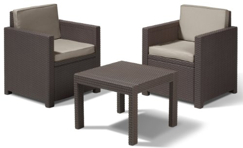 Rattan Gartenmobel Set