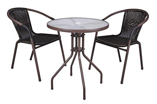 Rattan Stühle