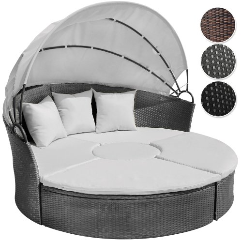 rattan lounge muschel, rattan sonneninsel - die kuschelmuschel, Design ideen