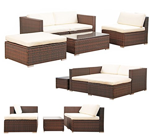 sitzlounge rattan beautiful klven with sitzlounge rattan. Black Bedroom Furniture Sets. Home Design Ideas