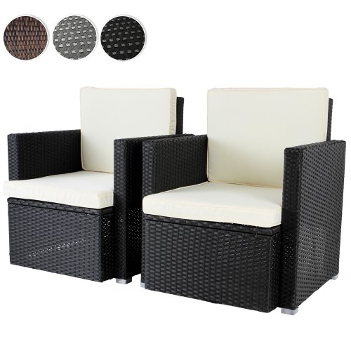 rattansessel rund eckig. Black Bedroom Furniture Sets. Home Design Ideas