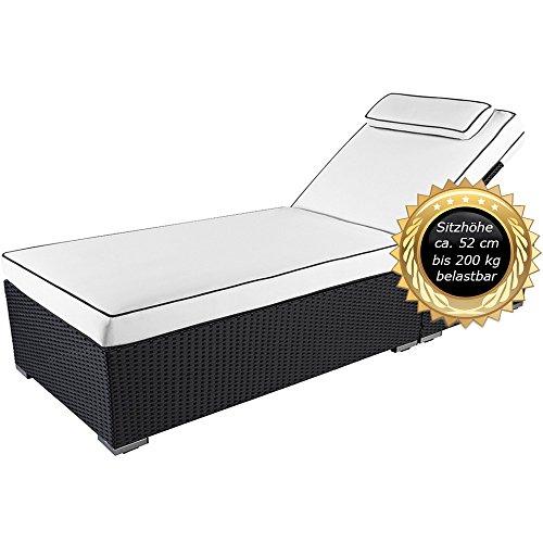 gem tliche rattanliege g nstig kaufen. Black Bedroom Furniture Sets. Home Design Ideas