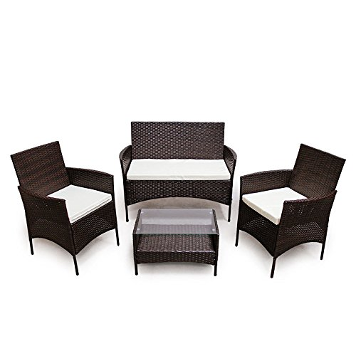 rattan m bel f r innen oder au en kaufen. Black Bedroom Furniture Sets. Home Design Ideas