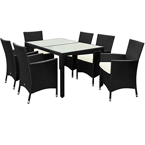 g nstig rattan sitzgruppe kaufen. Black Bedroom Furniture Sets. Home Design Ideas