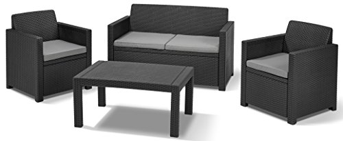 g nstig rattan sitzgruppe kaufen. Black Bedroom Furniture Sets. Home Design Ideas